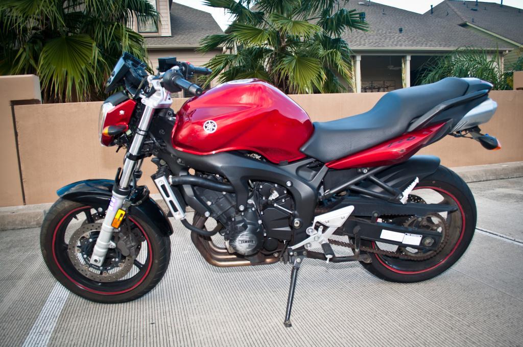 2006 Yamaha Fz6 Streetfighter Motohoustoncom
