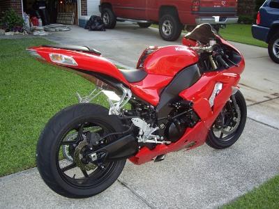 Kawasaki Boz Bros Exhaust
