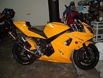 2005 triumph 650
