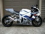Morph Bike GSXR